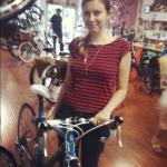 Scott road bike at Zen Bikes, New York City