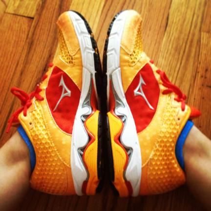 Mizuno Wave Inspire 9 sneakers