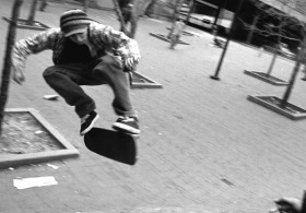 brooklyn banks skateboarders 1995